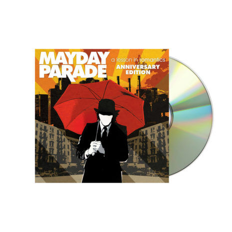 MAYDAY PARADE A Lesson In Romantics Anniversaryt Edition CD