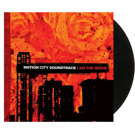 MOTION CITY SOUNDTRACK I Am The Movie Vinyl