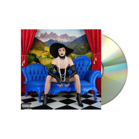 QVEEN HERBY A Woman CD
