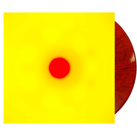 THE MAINE XOXO From Love And Anxiety Red Pillar Vinyl