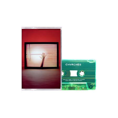 CHVRCHES Screen Violence Green Cassette