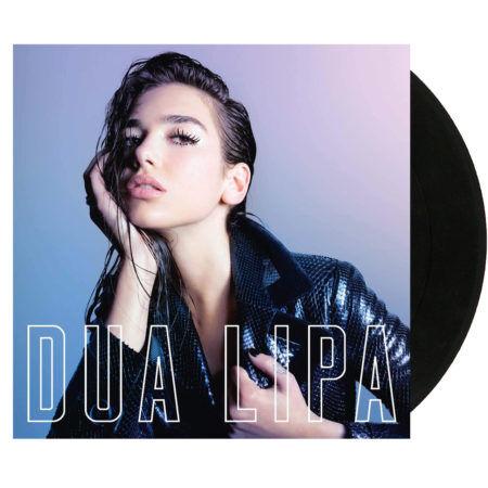 DUA LIPA Self Titled Vinyl
