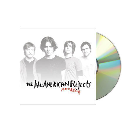 THE ALL AMERICAN REJECTS Move Along CD