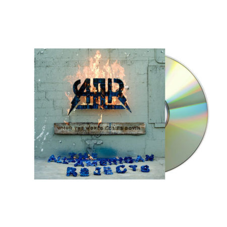 THE ALL AMERICAN REJECTS When The World Comes Down CD
