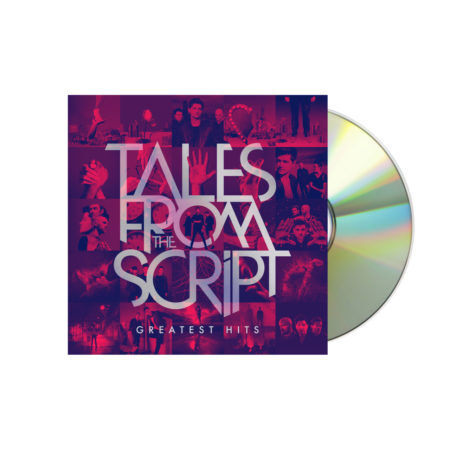 THE SCRIPT Tales From The Script CD