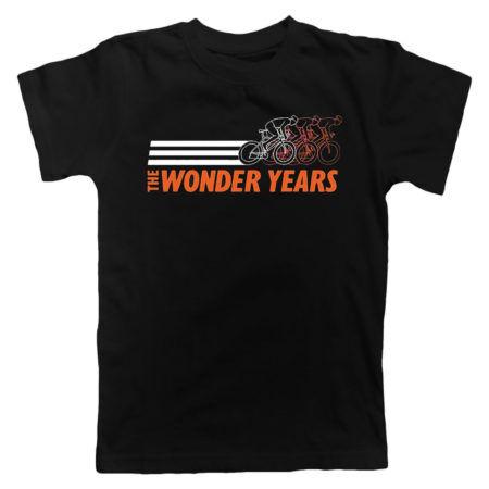 THE WONDER YEARS Cycle Tshirt