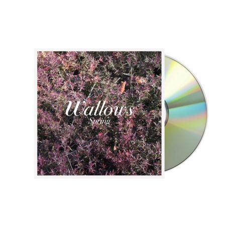 WALLOWS Spring EP CD